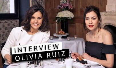 Faustine Bollaert - Interview Olivia Ruiz