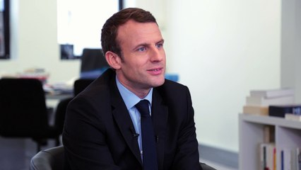 Emmanuel Macron : Il se confie sur sa femme, Brigitte Macron