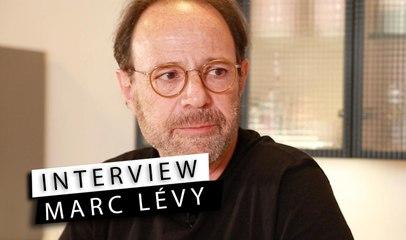 Nous avons rencontré Marc Lévy
