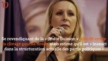 Marion Maréchal-Le Pen tend la main à Laurent Wauquiez