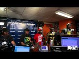 Round 1: Friday Fire Cypher: Abillyon Freestyles Live on Sway in the Morning