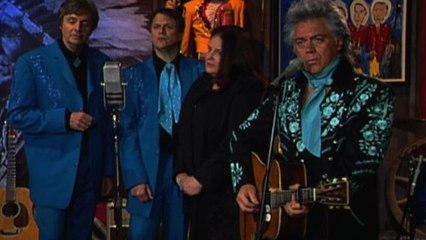 Marty Stuart And His Fabulous Superlatives - His Love Will Lead Us On