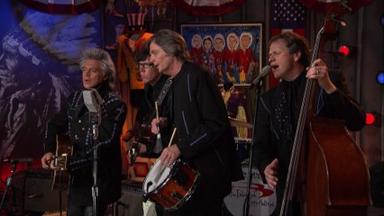 Marty Stuart And His Fabulous Superlatives - Pray The Power Down