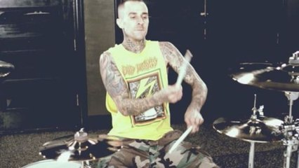 Travis Barker - Can A Drummer Get Some
