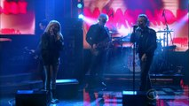 The Jesus and Mary Chain - The Two of Us (feat. Sky Ferreira) [Live on Stephen Colbert]