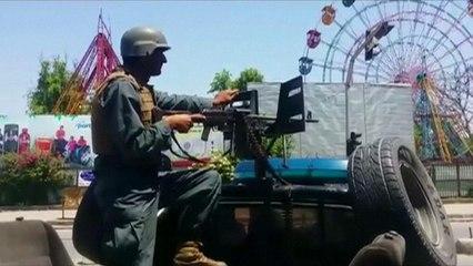 Напад на державне телебачення в Афганістані