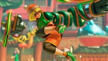 ARMS - Gameplay del juego de lucha para Nintendo Switch