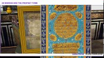 Inside Prophet Muhammad (PBUH) grave