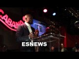 FLOYD MAYWEATHER ON HOW BOXING IS A DIRTY BIZ EsNews Boxing