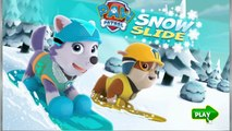 Paw Patrol Snow Rescue Run - best apps demos for kids - Philip