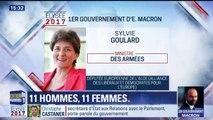 Quels sont les visages du gouvernement d'Édouard Philippe?