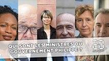 Collomb, Le Drian, Hulot, Le Maire... Qui sont les ministres du gouvernement Philippe ?