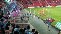 20150516 サガン鳥栖VS名古屋グランパス AT豊田ゴール!