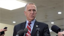 North Carolina's U.S. Senator Tillis Collapses At Charitable Race