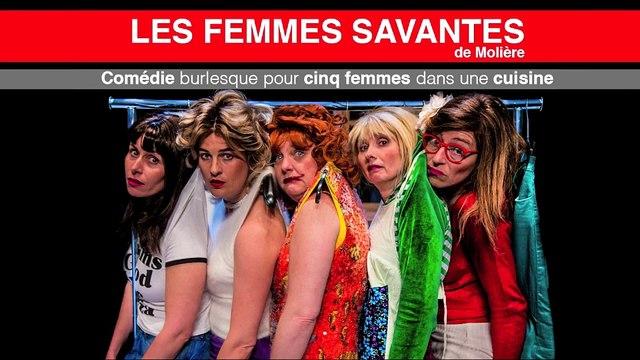 Les Femmes Savantes par la Cie du Détour