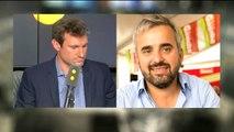 """Alexis Corbière (France insoumise) : Nicolas Hulot """"est dans ce gouvernement comme un ours polaire au Sahara"""""""