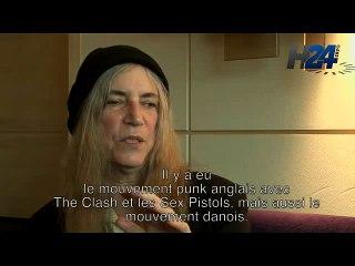 Patti Smith  l'interview H24info
