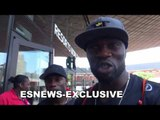 boxing star Francy Ntetu on ward vs kovalev EsNews Boxing