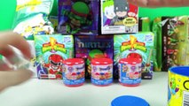 Minions Surprise Egg Stocking Ninja Turtles Minecraft Power Rangers Paw Patrol Kinder Play