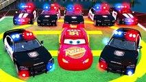 Comptines Bébé Dessin animé francais, voitures Policier et voitures Transport Colorées, Sp