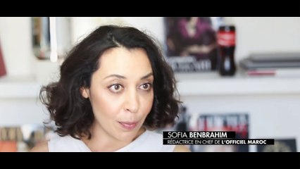 INTERVIEW SOFIA BENBRAHIM LOFFICIEL MAROC