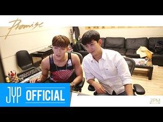 "Taecyeon & JUN. K's ""Promise"" Album Work"