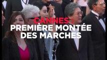 Will Smith, Pedro Almodovar, Jessica Chastain, Agnès Jaoui : revivez la première montée des marches du Festival de Cannes