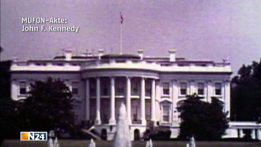 Die UFO-Akten - Episode 20 - Präsidenten und Aliens