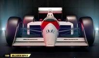 VÍDEO: Pilota el McLaren de Senna en el videojuego F1 2017