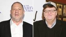 Michael Moore & Harvey Weinstein to Team Up for Trump Doc 'Fahrenheit 11/9' | THR News