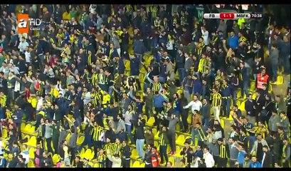 Moussa Sow Goal HD - Fenerbahce 1-1 Basaksehir - 17.05.2017