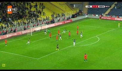 Ozan Tufan Goal HD - Fenerbahce 2-2 Basaksehir - 17.05.2017