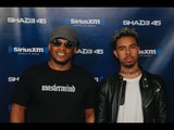 Vic Mensa Crushes a Freestyle on Sway in the Morning + Advice from Jay Z
