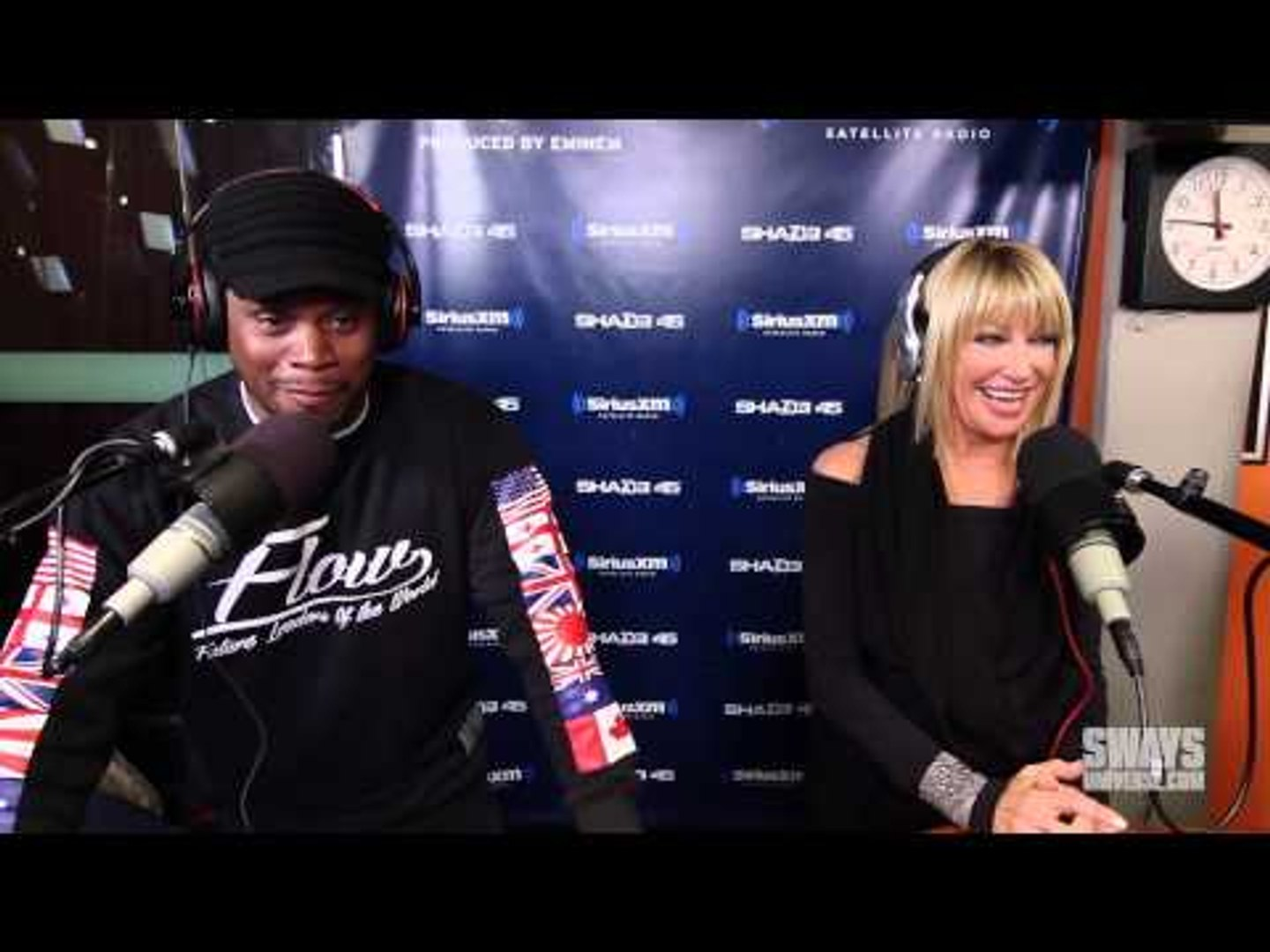 Suzanne Somers Talks Sex in Her 60's, Critics, How To Live Longer & Vegas Baby