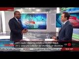 Interview de Jean-Claude Tshipama CEO de Zympala à Radio Canada TV