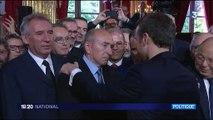 Gérard Collomb, nouveau ministre de l'Intérieur