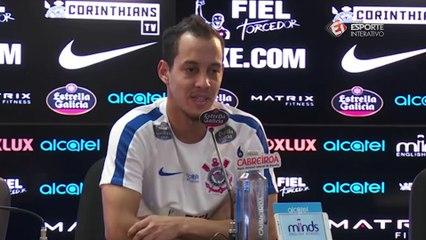 Rodriguinho vive expectativa de convocação para amistosos da seleção brasileira
