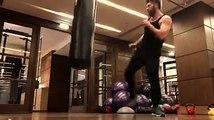 - KICKBOXING- Sport training combat