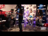 Sway SXSW Takeover: Nice Kicks Employee CJ Freestyles on Sway in the Morning