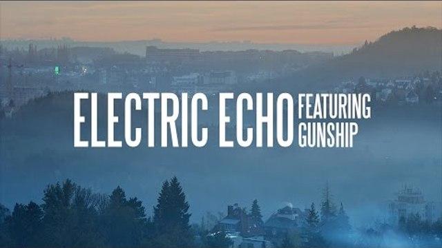 Metrik - Electric Echo (feat. Gunship)