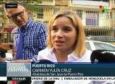 Óscar López reitera su lucha por la independencia de Puerto Rico