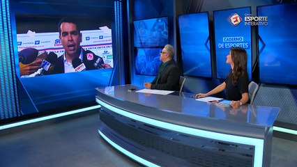 Marcelo Sant'Ana, presidente do Bahia, detona arbitragem após empate na Ilha do Retiro