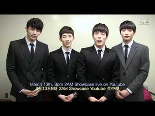 Preview for 2AM Showcase on Youtube