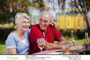 Sống khỏe, tăng tuổi thọ người cao tuổi cùng Phòng xông hơi hồng ngoại