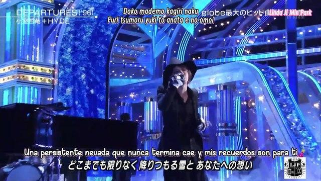 [Sub Español] Hyde - Departures Live 2016