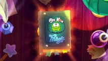 Om Nom Stories Ice Cave (E 33, Cut the Rope Magic)