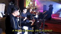 A Music and Events I TRUMPET VOLUNTARY I Music Band Manila