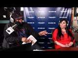 Mob Wives' Renee Grazino & Sisters Talk Mob Cooking, Relapsing, & Mob Lingo on Sway in the Morning