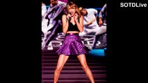 TAYLOR SWIFT looking ADORABLE in PURPLE MINI SKIRT | SOTDLive | Episode 8
