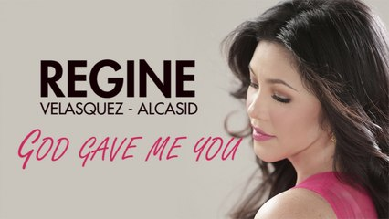 Regine Velasquez - Alcasid - God Gave Me You ( Official Lyric Video )